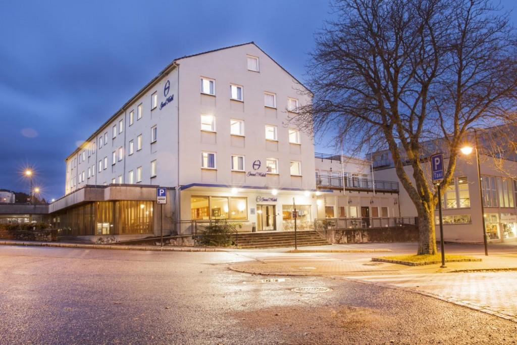 EiendomsPortefølje Grand Hotell Stord