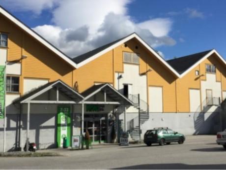 Hølleland Holding AS Hardangersenteret